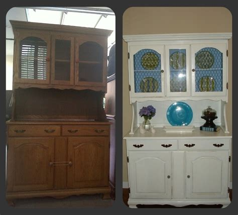 painted china cabinet furniture inspiration
