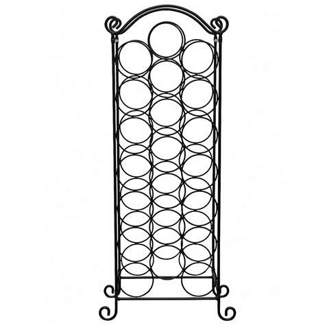 Metal Wine Racks by Vidaxl Co Uk Metal Wine Rack For 21 Bottles Replaces