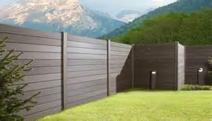 votre cl 244 ture de jardin en bois composite terrasse
