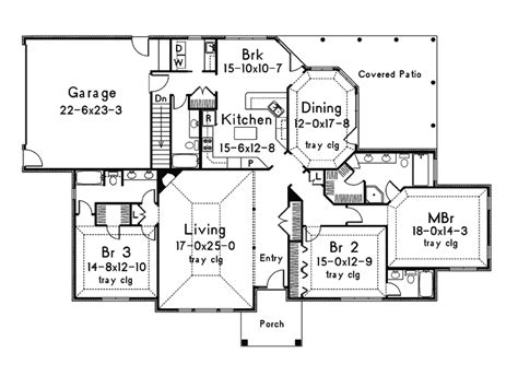 berkshire house plan berkshire traditional home plan 068d 0011 house plans and more