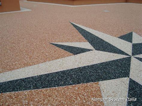 pavimenti in resina da esterno pro e contro delle resine a pavimento