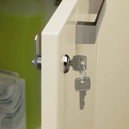 kitchen cabinet door locks marvelous kitchen cabinet locks 3 stylish ideas for