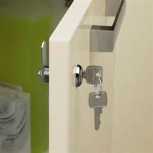 bathroom cabinets with locks chrome finish cabinet lock kitchen fixtures fittings