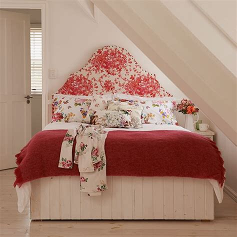 floral headboard bedroom with red floral headboard bedroom decorating