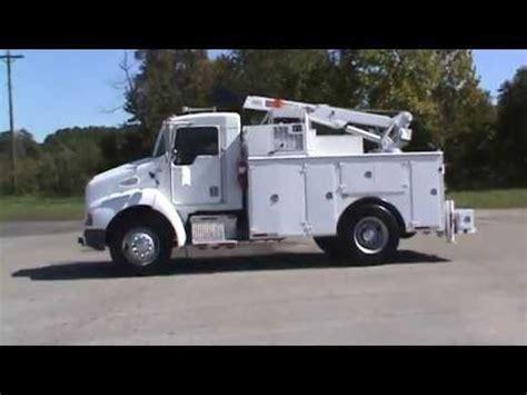 kenworth service truck for sale 2000 kenworth t300 service truck youtube