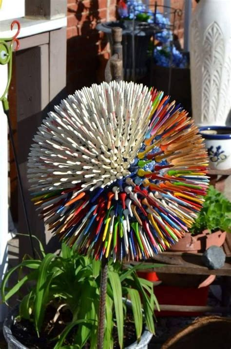 Garden Decorating Bowling Balls by 25 Best Ideas About Golf Crafts On Golf