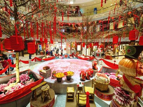 new year delivery penang 11 new year mall decorations in malaysia 2018