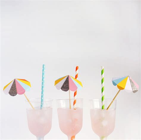 How To Make Paper Umbrella For Drinks - paper umbrella drink stirs a subtle revelry