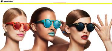 Snapchat reveals its 130 spectacles and rebrands as snap inc