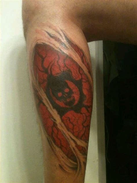 gears of war tattoo designs gears of war gaming