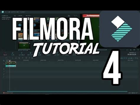 filmora editor tutorial filmora tutorial 4 pokročil 233 texty cz sk 1080p youtube