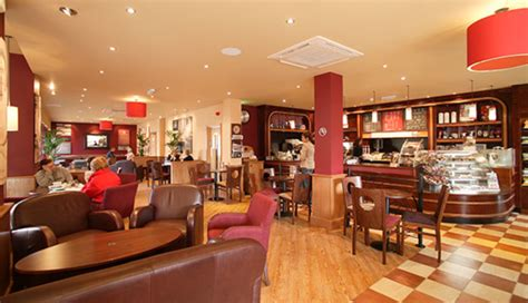 Costa Coffee Interior Design by Design Context Coffee Big Coffee Shop Brands