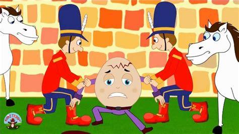 full humpty dumpty nursery rhyme humpty dumpty sat on a wall nursery rhymes with full