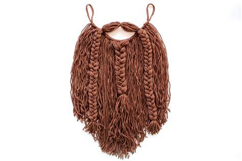 dwarven beard how to make a yarn beard jiggy