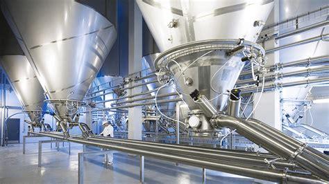 design of milk factory nutritional formula plants