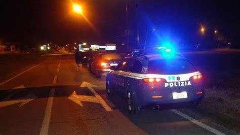test antidroga polizia quot stragi sabato sera quot fermati 5 ubriachi alla guida e