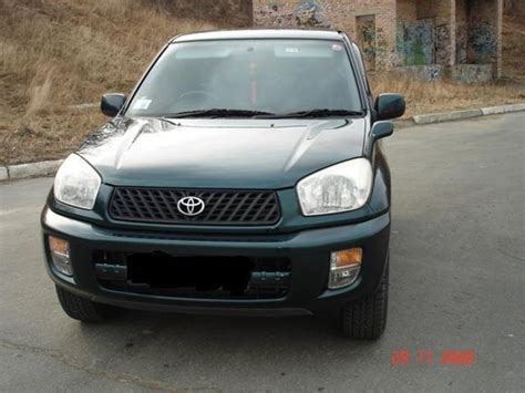 Where Is Toyota From 2000 Toyota Rav4 Pictures