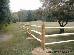 Landscape Timbers As Fence Post How To Build A Sturdy Landscape Timber Fence By Kevin W