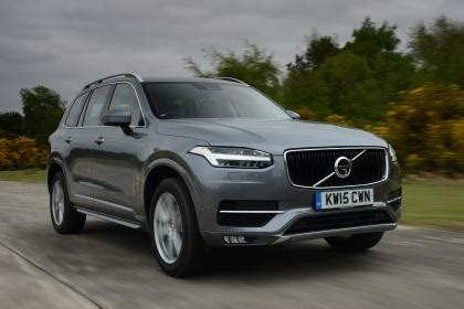 volvo xc90 new style volvo xc90 review auto express
