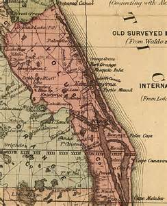 map of volusia county florida 1874