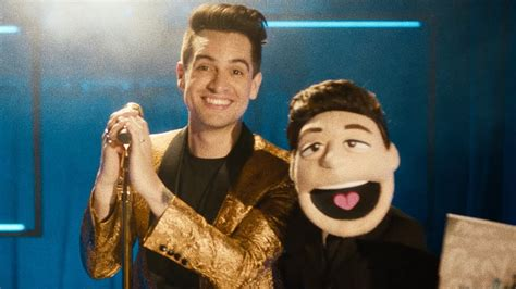 bryce vine red suit panic at the disco have released a brand new video for