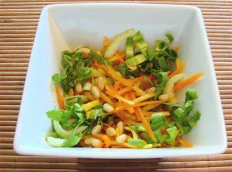 cari orange salade au cari et 224 l orange pour deux de messidor
