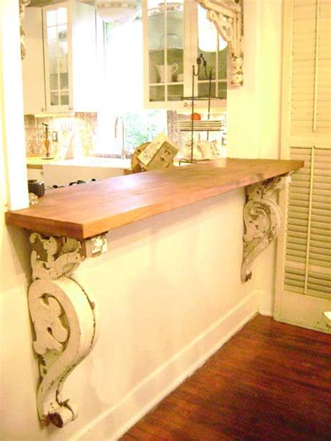 cool ways  decorate  brackets homedesigninspired