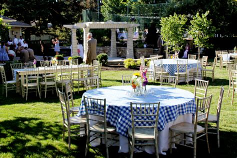 casual backyard wedding february 2013 archives culinary crafts