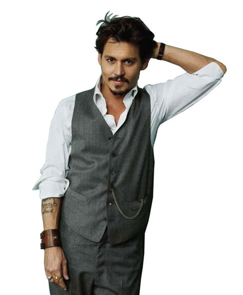 johnny depp png transparent image
