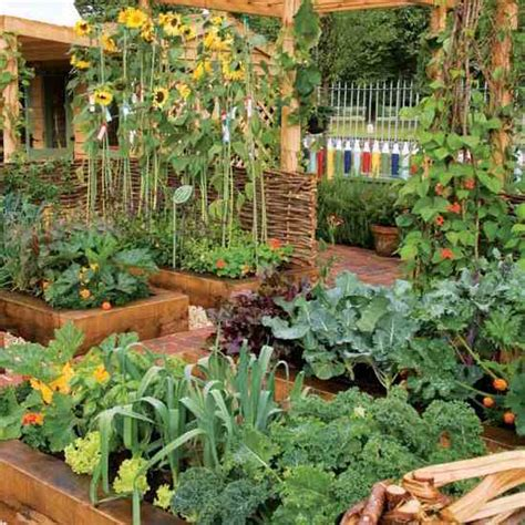 Intensive Gardening by Intensive Gardening Grow More Food In Less Space With