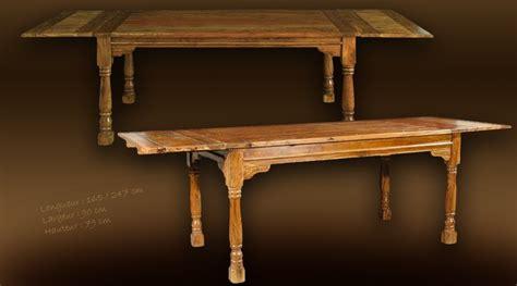table a manger rustique maison design wiblia
