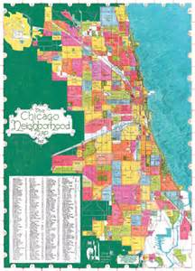 Map Of Neighborhoods In Chicago by Urban Media Archaeology 187 Map Critique Radical