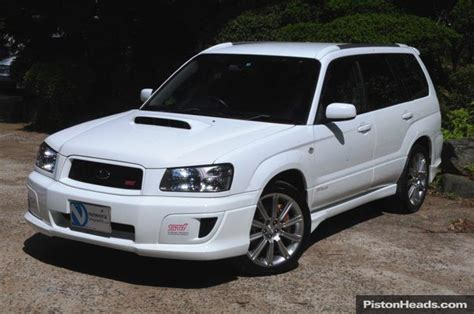 used subaru forester for sale uk used 2004 subaru forester for sale in essex pistonheads