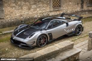 who owns pagani getting in the pagani huayra bc speedhunters