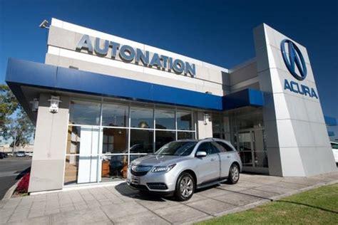 acura torrance service autonation acura south bay torrance ca 90505 car