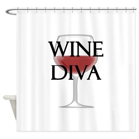 diva shower curtain wine diva shower curtain by admin cp127514479