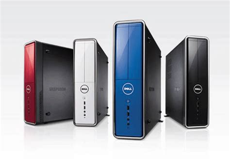 Dell Inspiron 560s Small Form Factor Desktop Personal