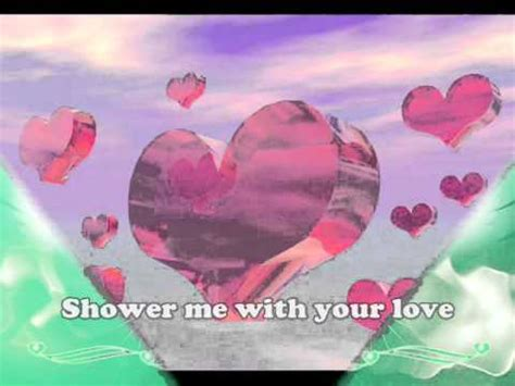 surface shower me with your lyrics
