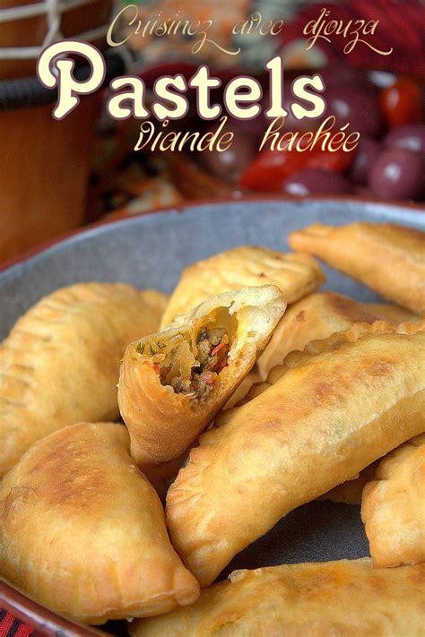 viande cuisin馥 recette pastels ou fataya senegalaise a la viande