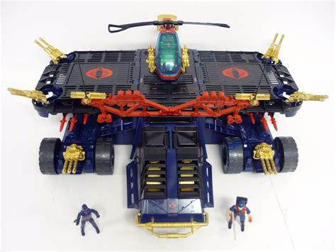 figure vehicles gi joe general cobra custom vintage figure vehicle