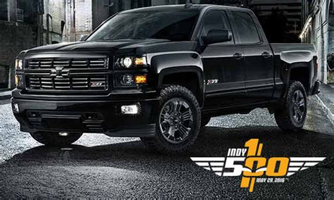 Chevy Sweepstakes - chevy silverado midnight edition