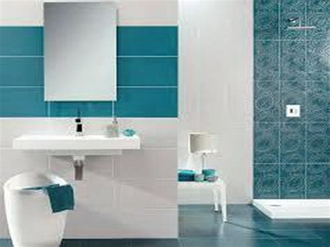 Wall Tiles Bathroom by Bathroom Attractive White Blue Bathroom Wall Tiles