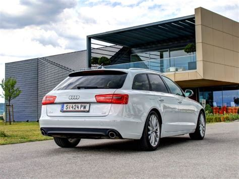 Audi A6 Avant Gebrauchtwagen Test by Audi A6 Avant 3 0 Tdi Quattro Testbericht Auto Motor