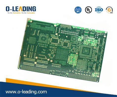 printed circuit board and integrated circuit hdi pcb printed circuit board led pcb board printed circuit board oem pcb board manufacturer china