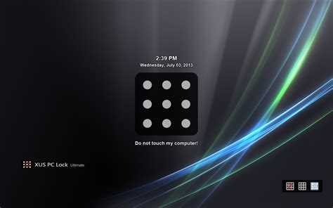 pattern screen lock for pc free mark mypc xus pc lock add pattern lock on windows desktop