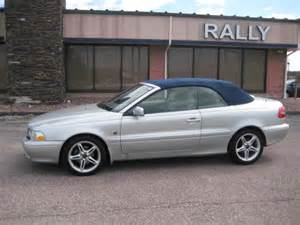 2000 C70 Volvo Convertible 2000 Volvo C70 Convertible Used Cars For Sale