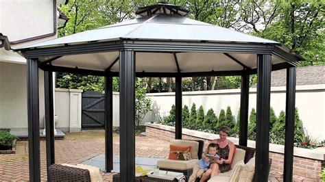 aluminium gazebo gazebo design marvellous 12x12 aluminum gazebo top