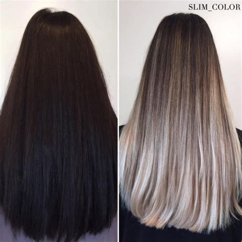 olaplex remove black black box color to ash blonde olaplex