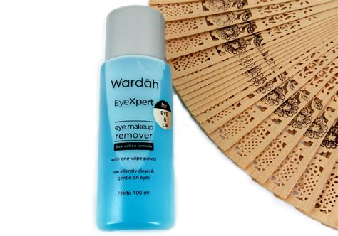 Harga Wardah Eyexpert Remover review untuk sle wardah eyexpert eye make up remover