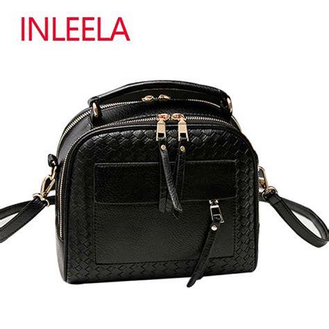 01 8 New Arrival Tas Top Handle Bag 1733 inleela new arrival knitting handbag fashion weave